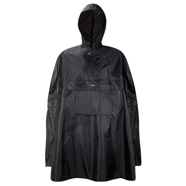 Pláštěnka pončo Trekmates PAK Poncho černá