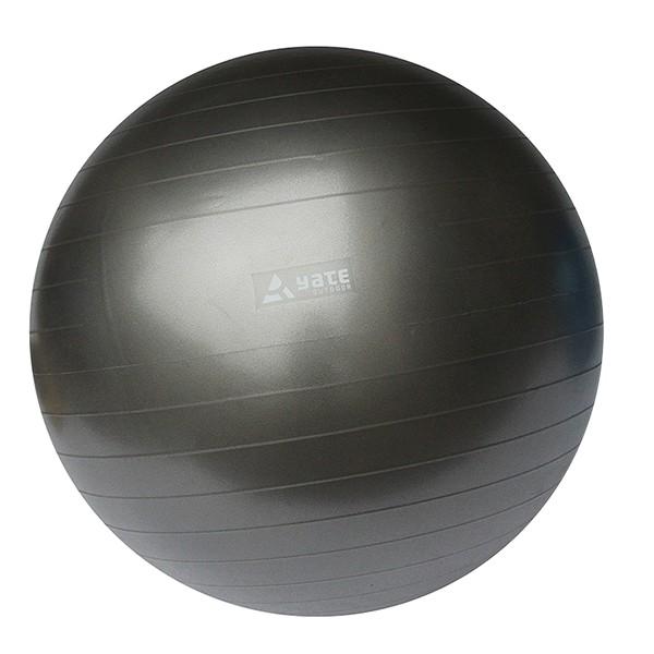 Gymnastický míč YATE šedý 55cm