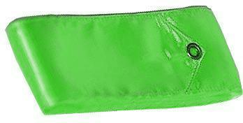 Gymnastická stuha Sedco Junior 4m neon zelená