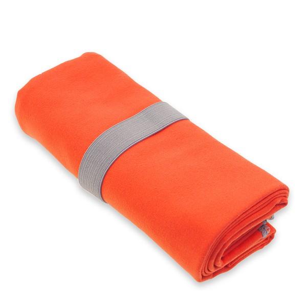 Rychleschnoucí ručník Yate HIS L 50x100cm lososová