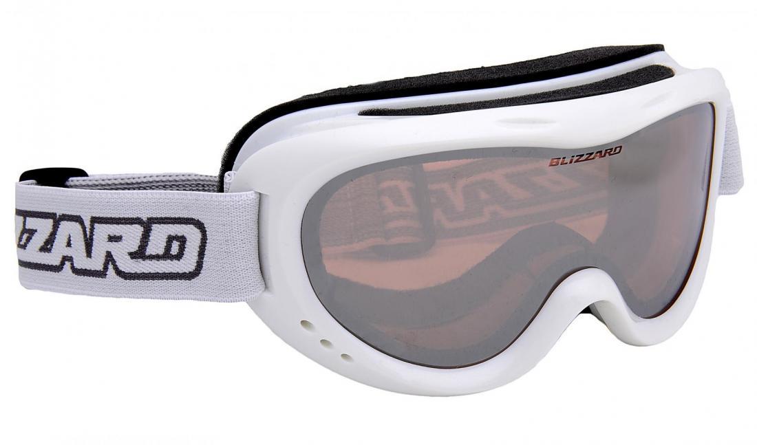 Lyžařské brýle Blizzard 907 MDAZO white metalic