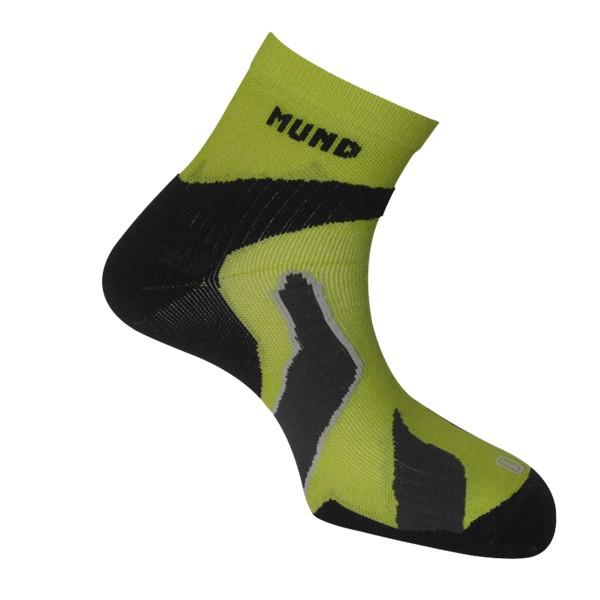 Trekingové ponožky Mund Ultra Raid zelené