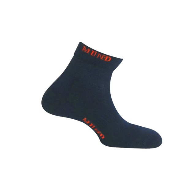Ponožky Mund Cycling/Running modré
