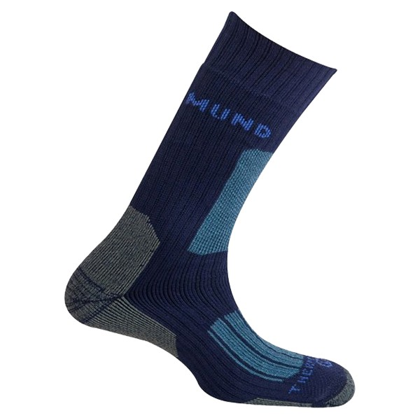 Trekingové ponožky Mund Everest modré