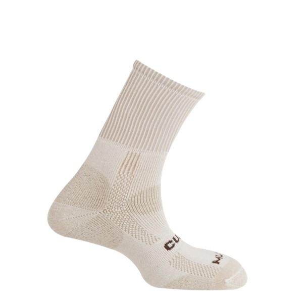 Ponožky Mund Uluru béžové