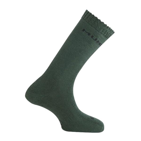 Ponožky Mund Caza Pesca Hunting/Fishing khaki
