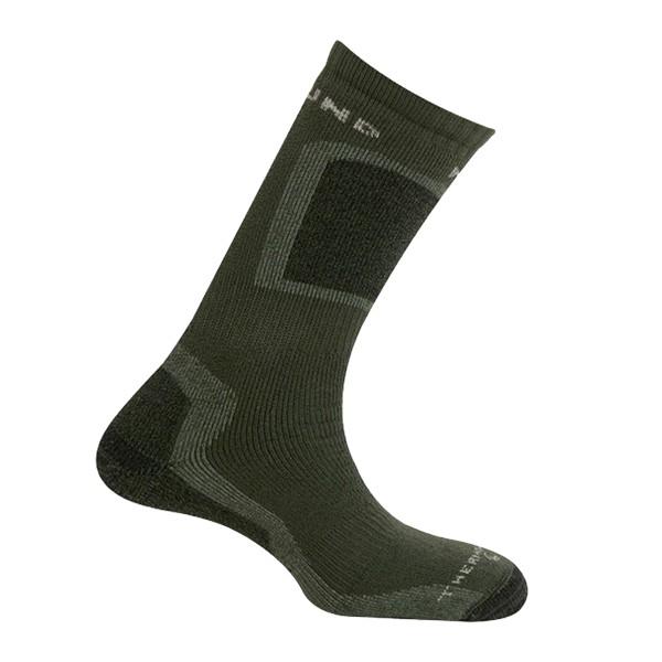 Ponožky Mund Caza Extreme Hunting khaki