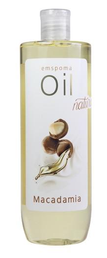 Makadamiový tělový olej Emspoma Macadamia 500ml
