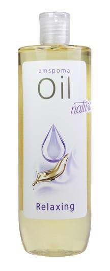 Relaxační tělový olej Emspoma Relaxing 500ml