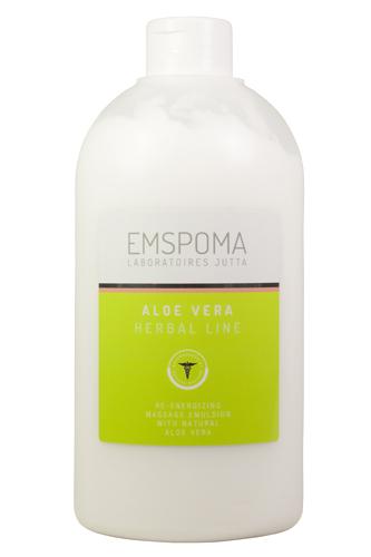 Emulze Emspoma Herbal Line Aloe Vera 1l