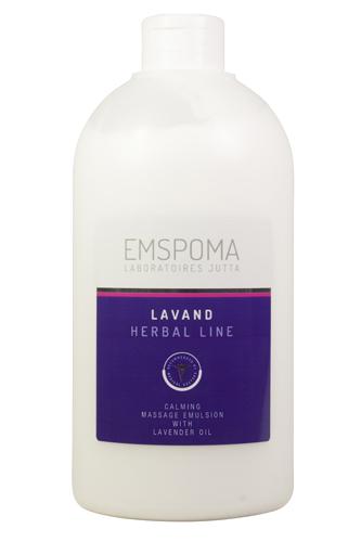 Emulze Emspoma Herbal Line Lavand 1l