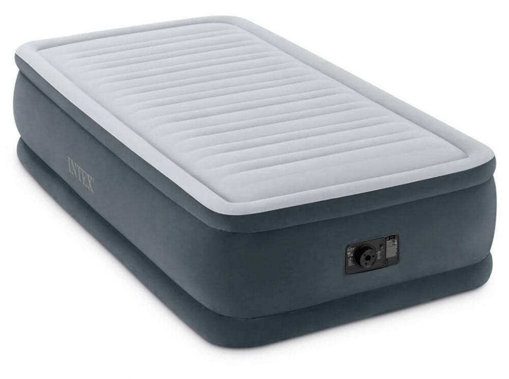 Nafukovací postel Intex Comfort Twin 99x191x46cm