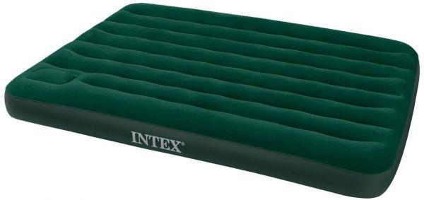 Nafukovací postel Intex 66928 Full Downy 191x137x22cm