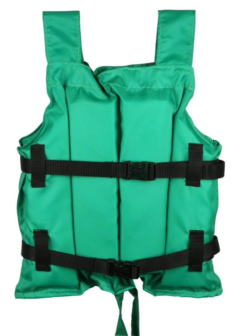 Dětská vesta Mavel zelená