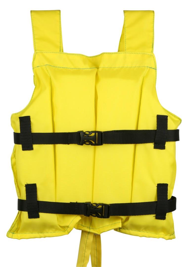 Dětská vesta Mavel žlutá