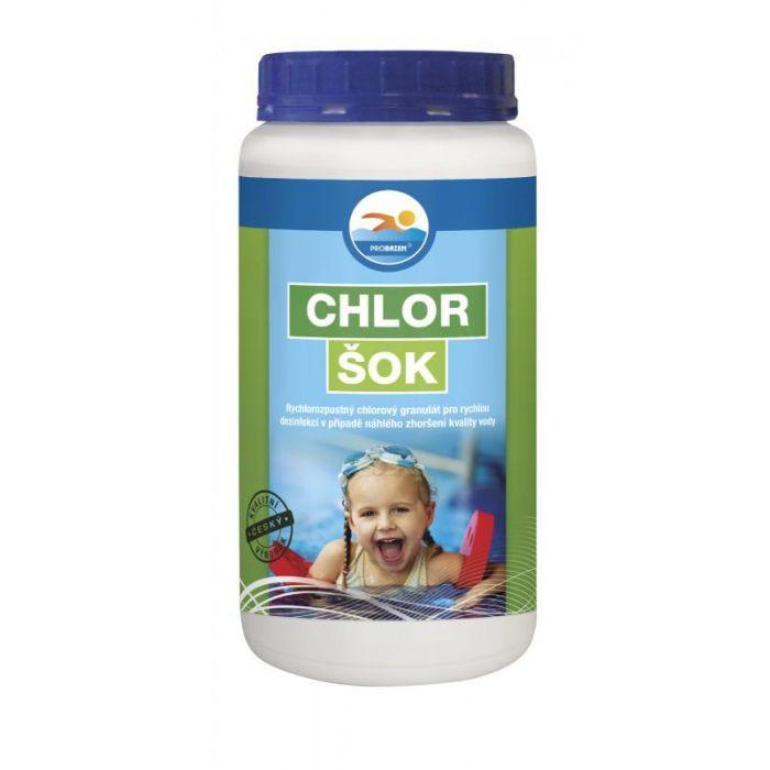 Chlor šok Probazen 1 kg
