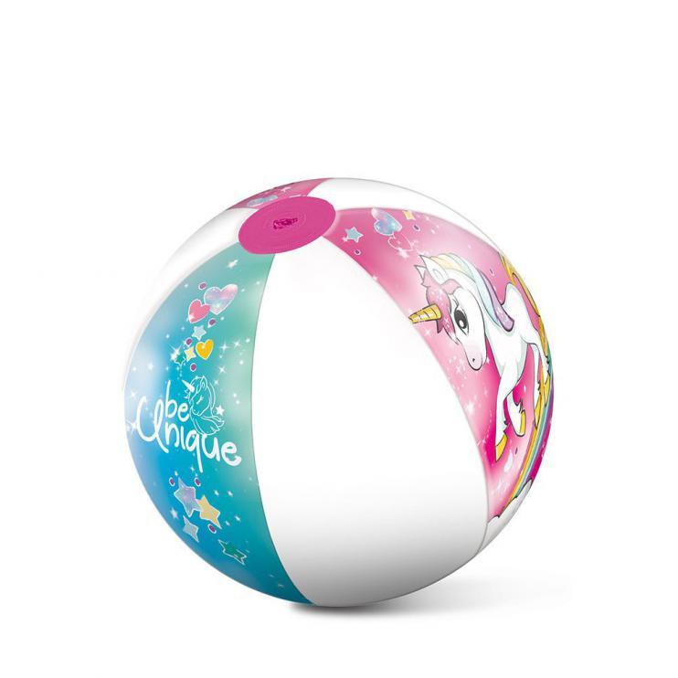 Nafukovací plážový míč Mondo Jednorožec 50cm