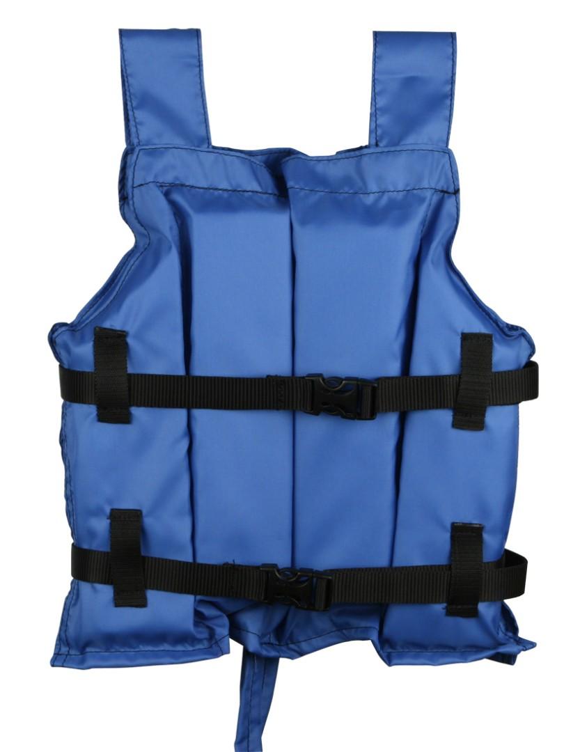 Dětská vesta Mavel modrá