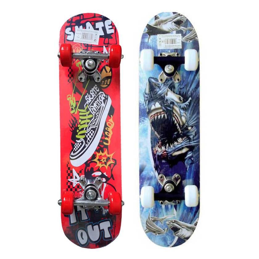 Skateboard dětský Acra Alu S1/1