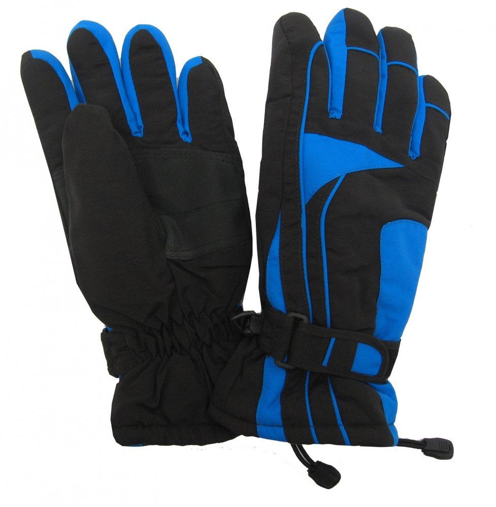 Dámské lyžařské rukavice Lucky B-4155 modré
