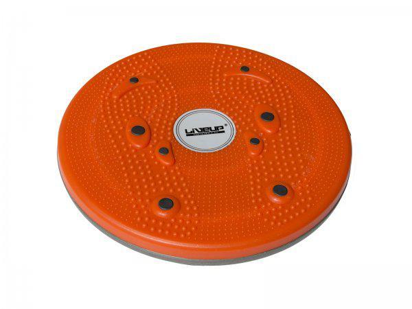 Rotana masážní s magnety Sedco 702 oranžová 26cm