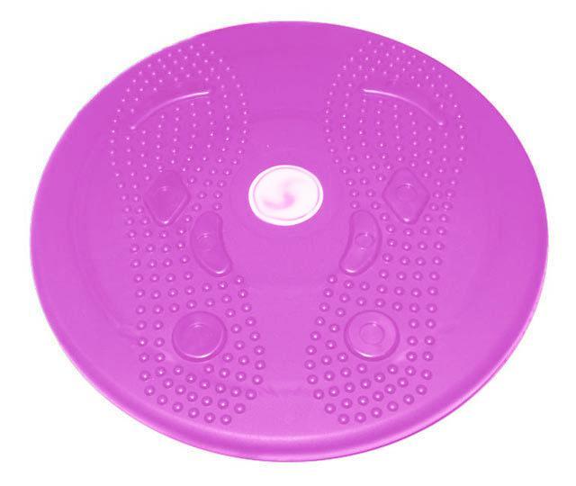 Rotana masážní s magnety Sedco 702 růžová 25cm