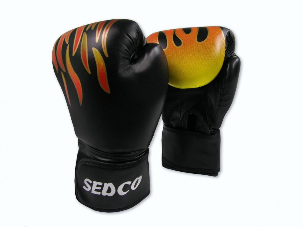 Box rukavice Sedco Training Fire 14oz