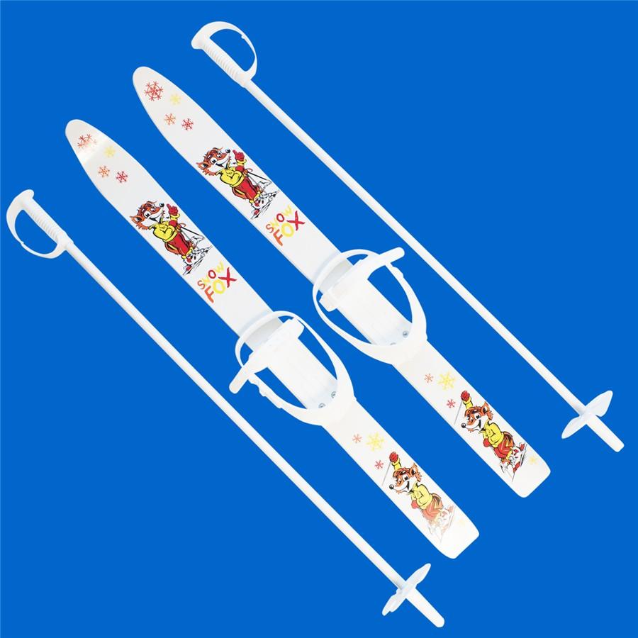 Dětské lyže Yate s vázáním 60cm