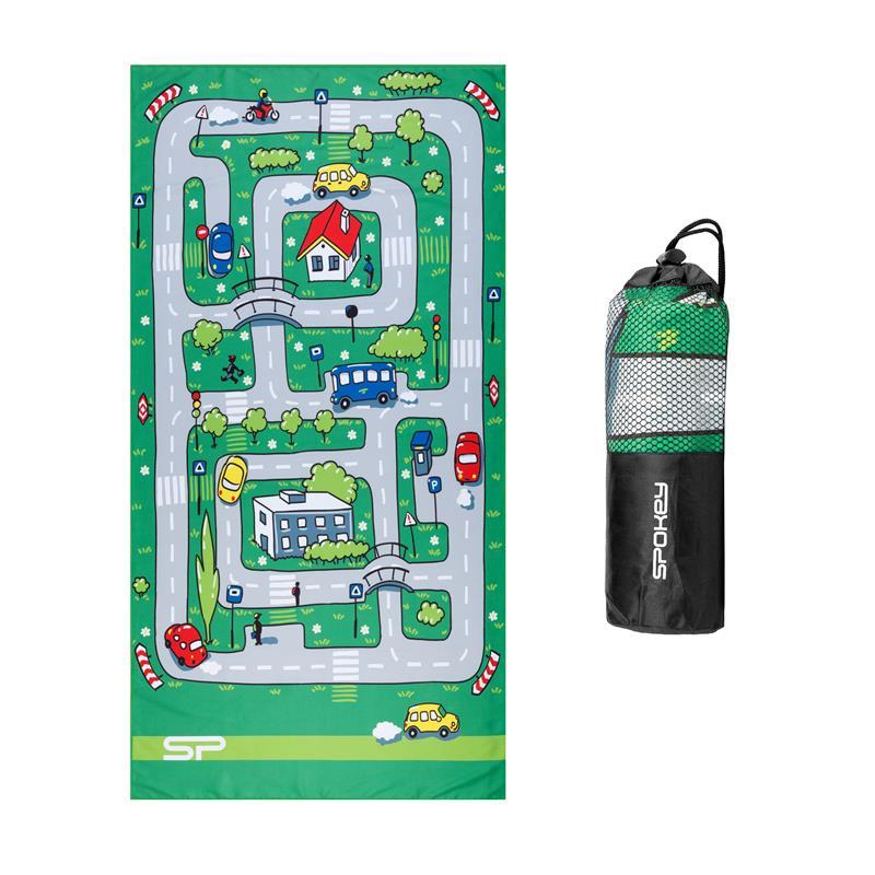 Rychleschnoucí plážový ručník Spokey Mobile 80x160cm