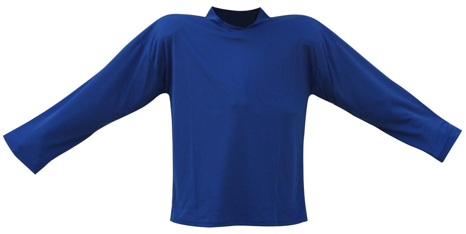 Hokejový dres modrý