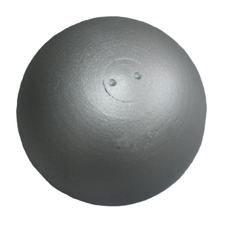 Koule Sedco atletická závodní 4 kg soustružená