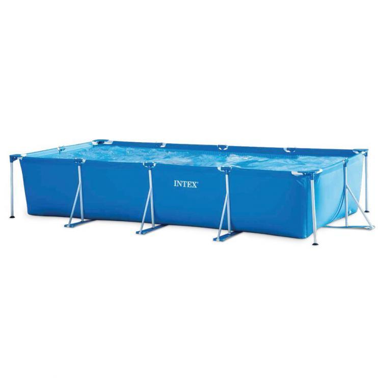 Bazén Intex Frame Pool Set Family 450x220x84cm