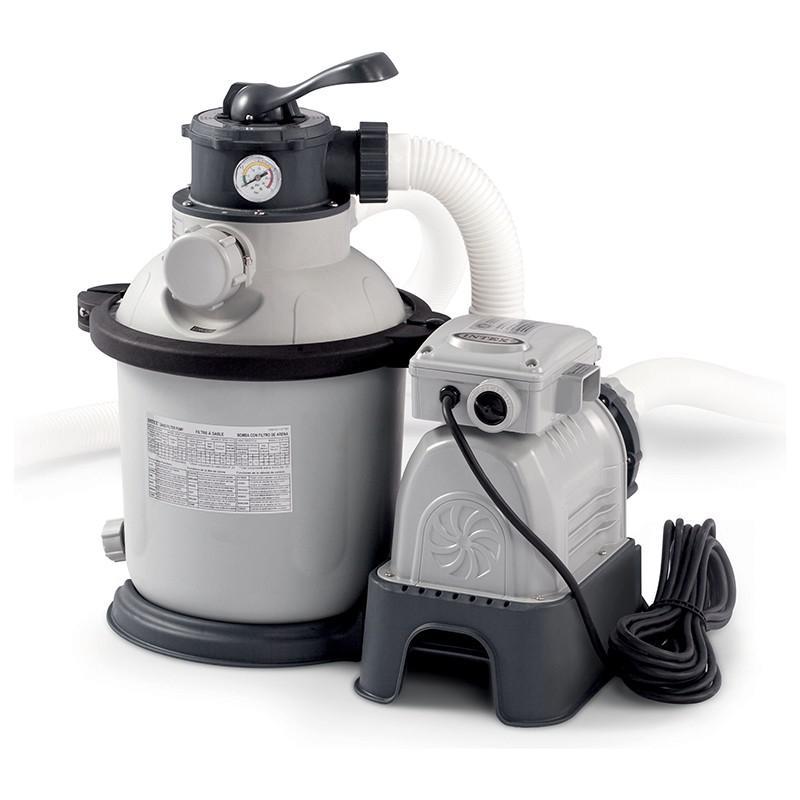 Bazénová písková filtrace Intex 26646 7,9m3/h