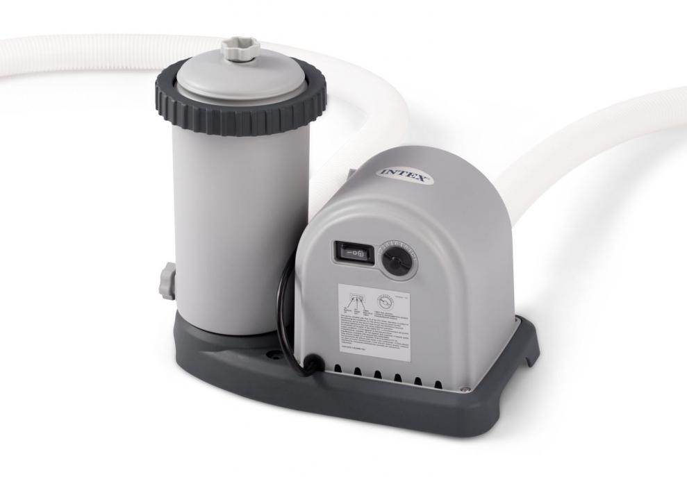 Kartušová filtrace Intex 28634 k bazénům 9,5 m3/h