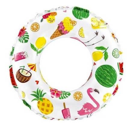 Plavecký kruh Intex 59241 Dobroty 61cm
