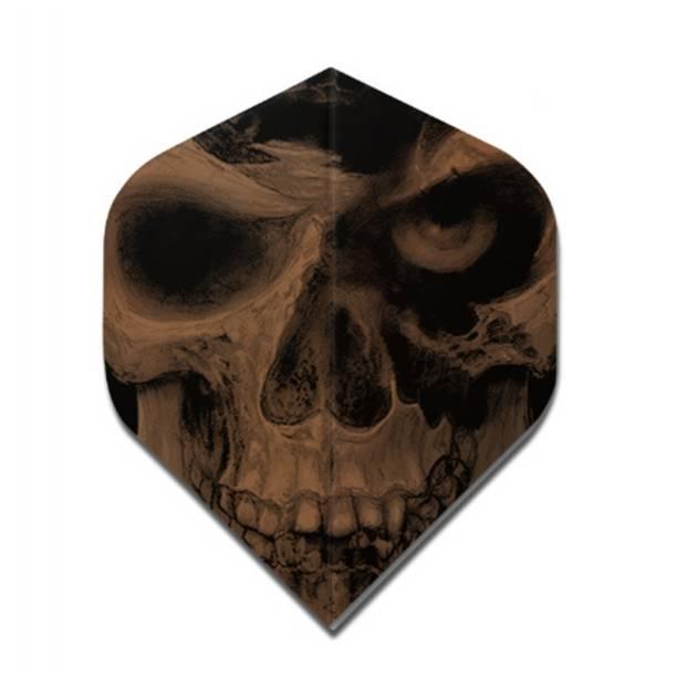 Letky Designa Pole Axed Skull F1880