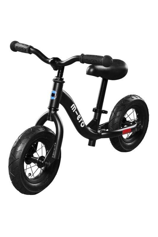 Odrážedlo Micro Balance Bike Black