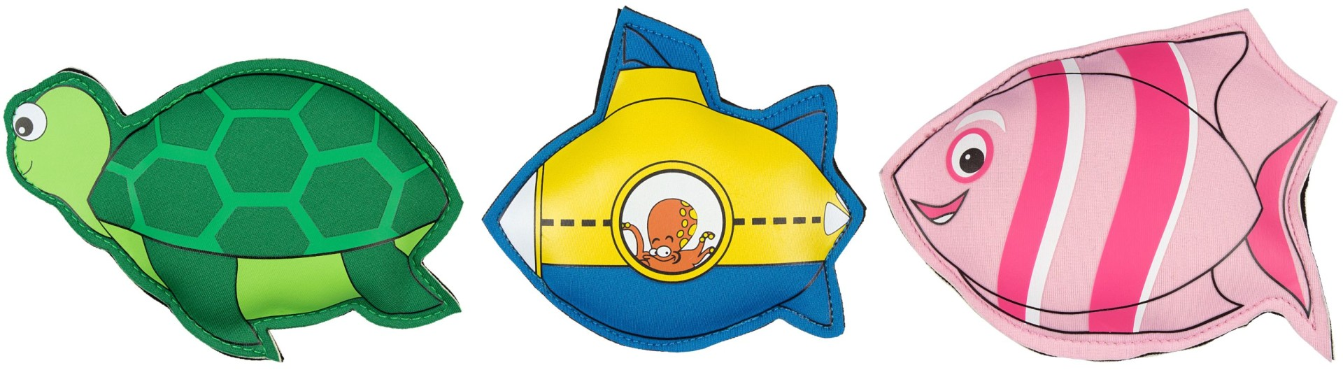 Hračky pro potápění Waimea Dive Animals sada 3ks