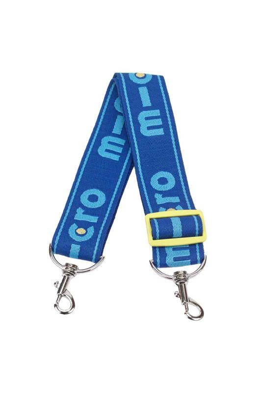 Popruh pro koloběžky Micro Blue