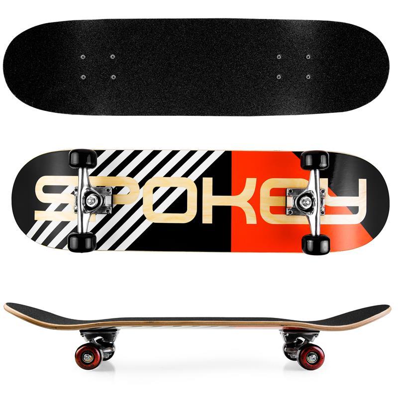 Skateboard Spokey Simply 78,7x20cm
