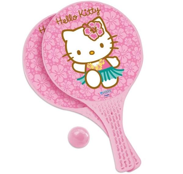 Plážový tenis Mondo Hello Kitty