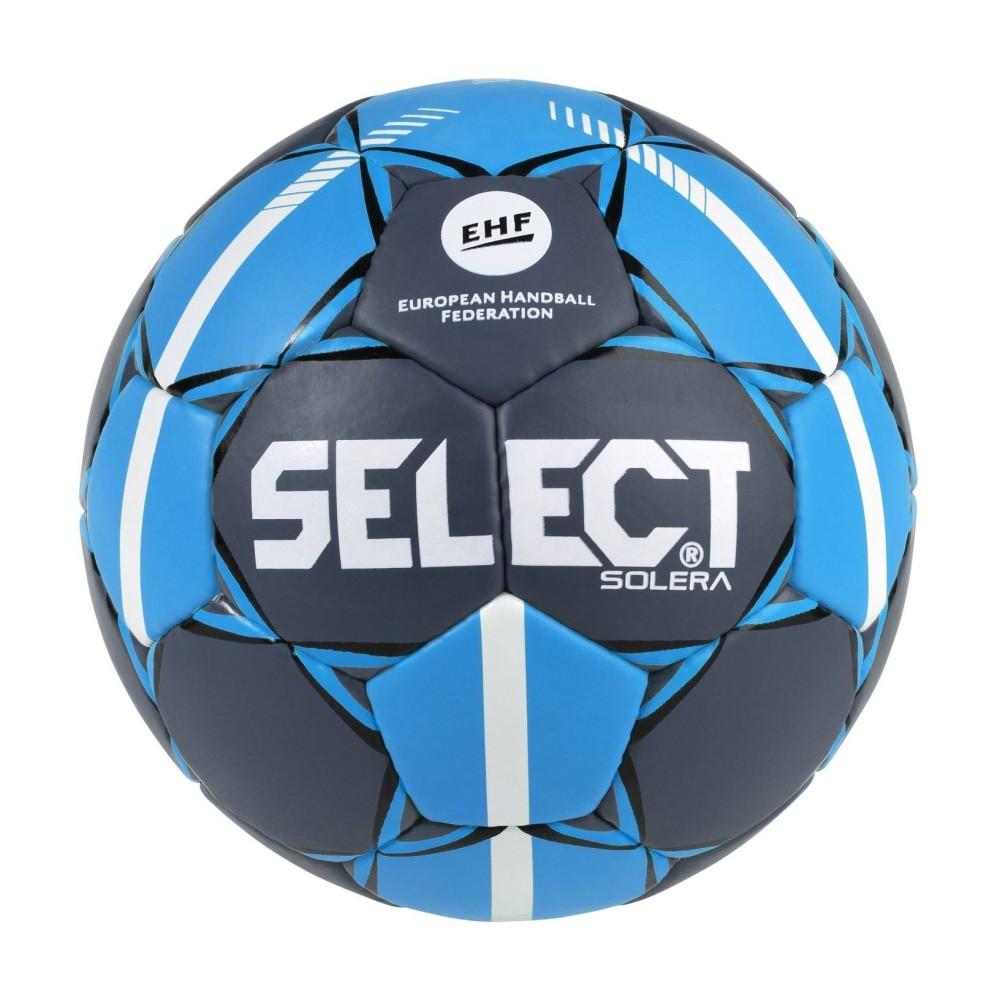 Házenkářský míč Select HB Solera šedo/modrá