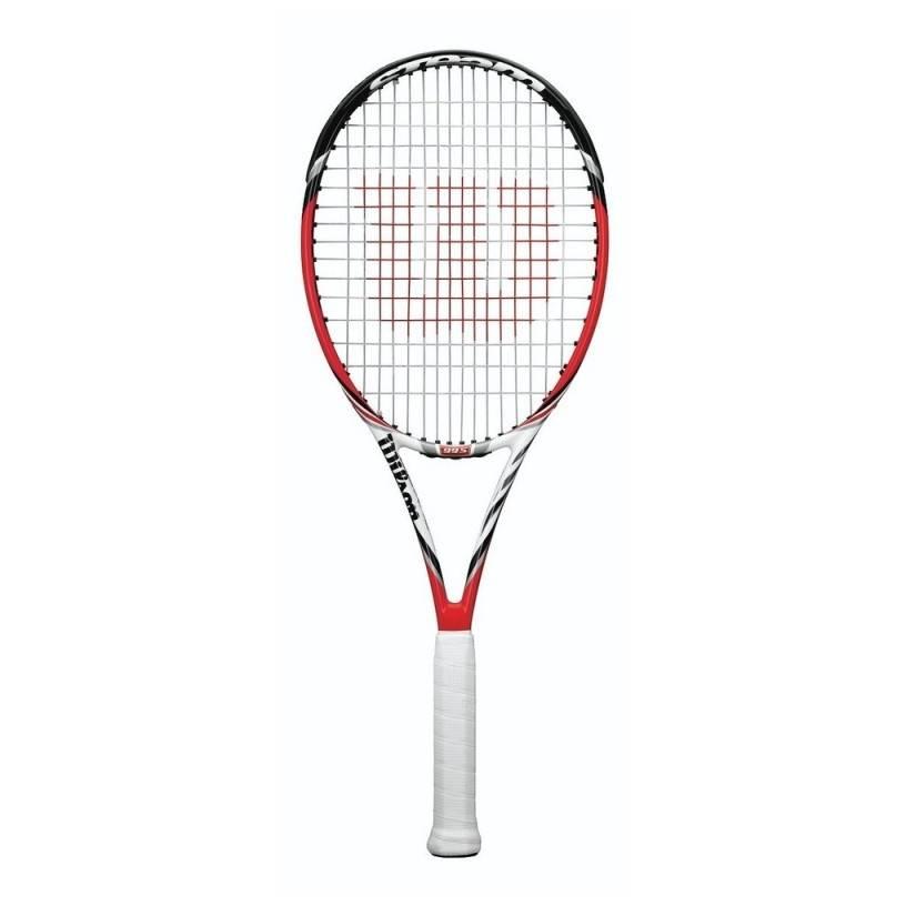 Testovací tenisová raketa Wilson Steam 99S