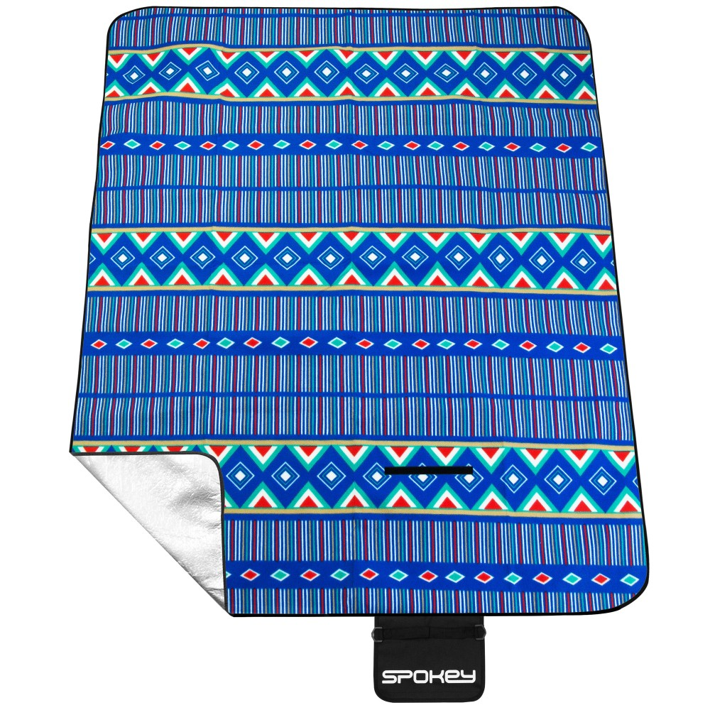 Pikniková deka s popruhem Spokey Picnic Pane 150x180cm