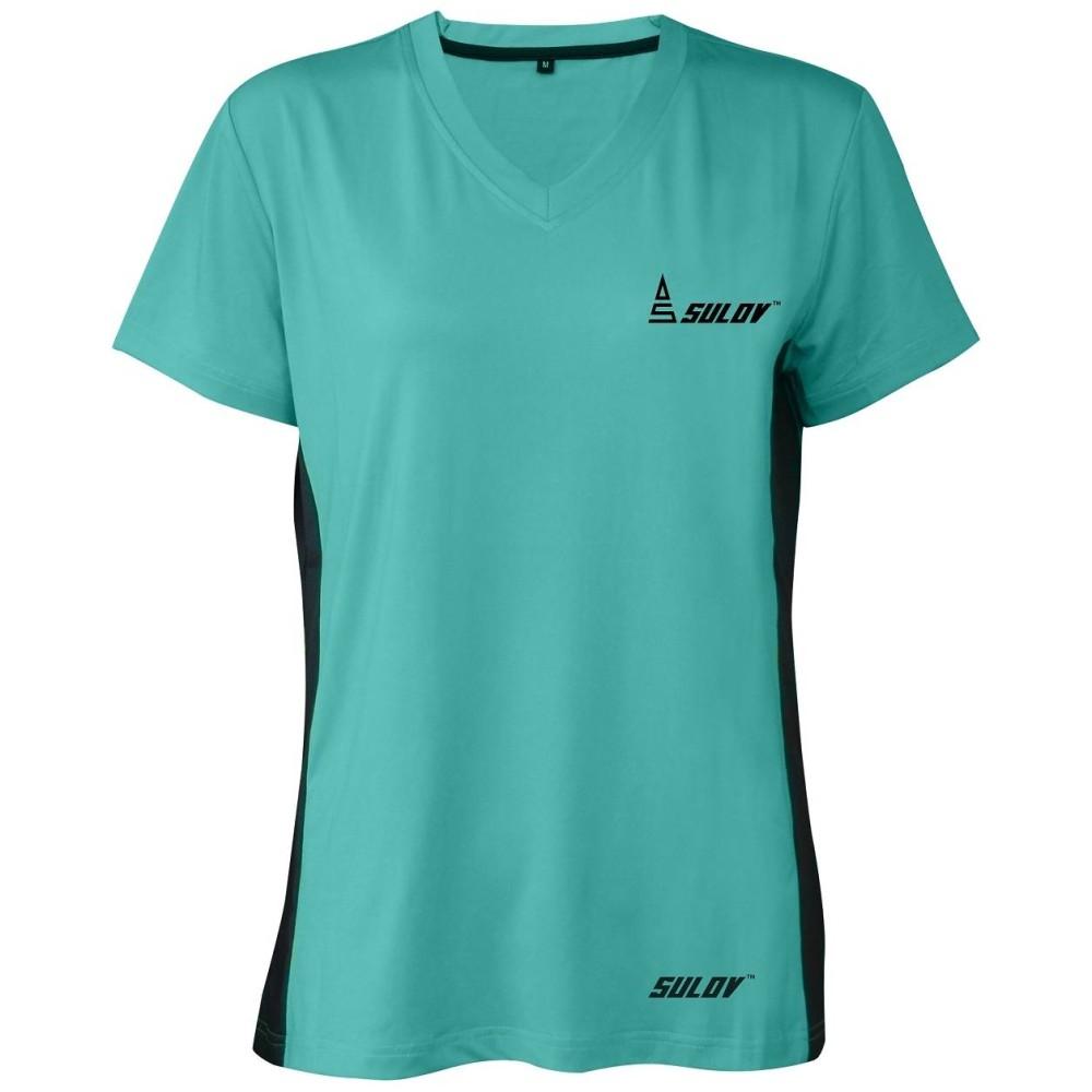 Dámské běžecké triko Sulov Runfit modré