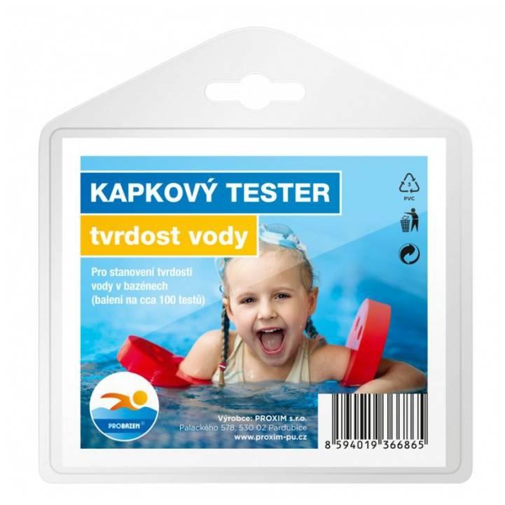Kapkový tester DUKE T tvrdost vody