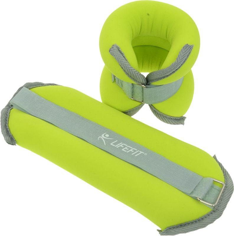 Neoprenová zátěž Lifefit Ankle/Wrist Weights 2x0,5kg
