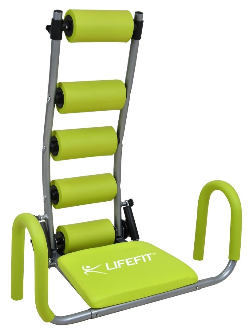Posilovač břišních svalů Lifefit AB Effect