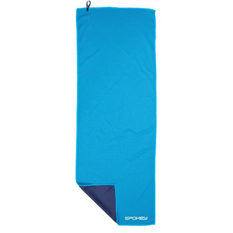 Chladící rychleschnoucí ručník Spokey Cooler 31x84cm modrý