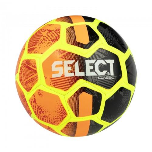 Fotbalový míč Select FB Classic oranžovo/černá vel.5